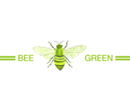 bee green w/border