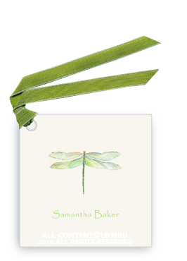 Dragonfly - green
